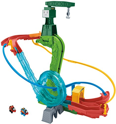 Fisher-Price Thomas & Friends MINIS Motorized Raceway Playset