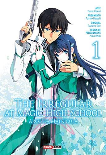 The Irregular At Magic High School - Arco Da Matrícula - Volume 01