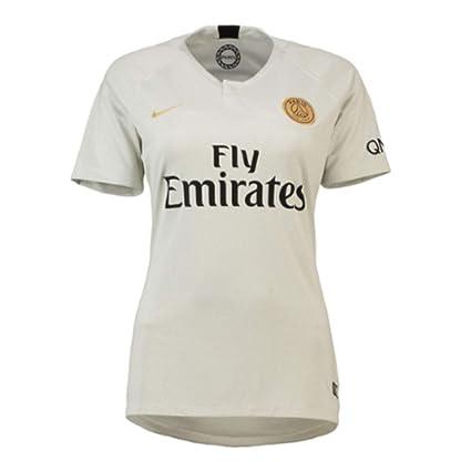best service bb0e7 29698 Nike 2018-2019 PSG Away Womens Football Shirt, Clothing ...