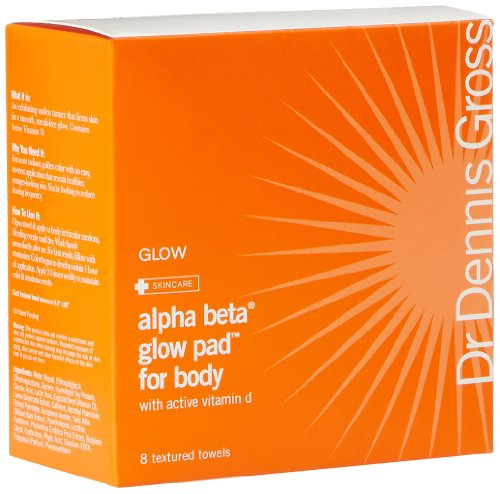 Dr. Dennis Gross Skincare Alpha Beta Glow Pad Ingredients