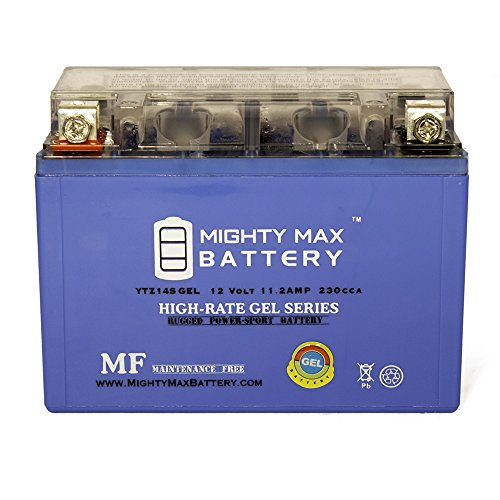 12V 11.2Ah GEL Battery for KTM 950 Superenduro '2009-'2011 - Mighty Max Battery brand product