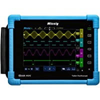 Micsig Tablet Oscilloscope 100MHz 4CH 1GSa/s tBook TO1104