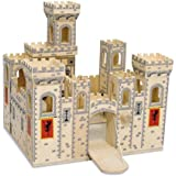 Melissa & Doug - Folding Medieval Castle