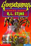 Are You Terrified Yet?, R. L. Stine, 0590399969