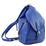 Dasein Mini Women Convertible Backpack Purse Faux Leather Triangle Shoulder Sling Bag Multipurpose Daypack