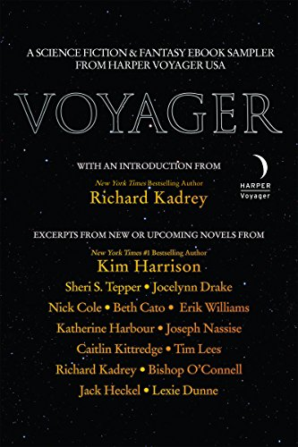 Voyager: A Science Fiction and Fantasy eBook Sampler From Harper Voyager US