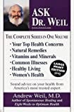 Ask Dr. Weil, Andrew Weil, 0375704450