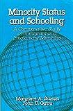 Minority Status and Schooling 9780815304647