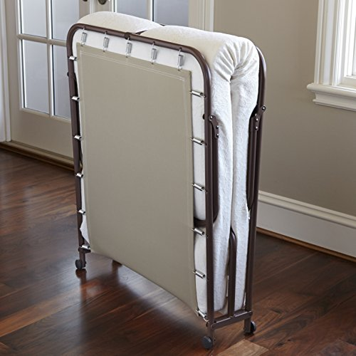 Night Therapy Weekender Elite Folding Guest Bed with Bonus Storage Bag