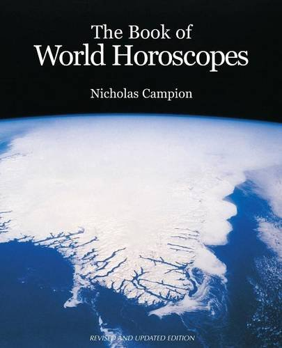 Book of World Horoscopes by Brand: The Wessex Astrologer Ltd