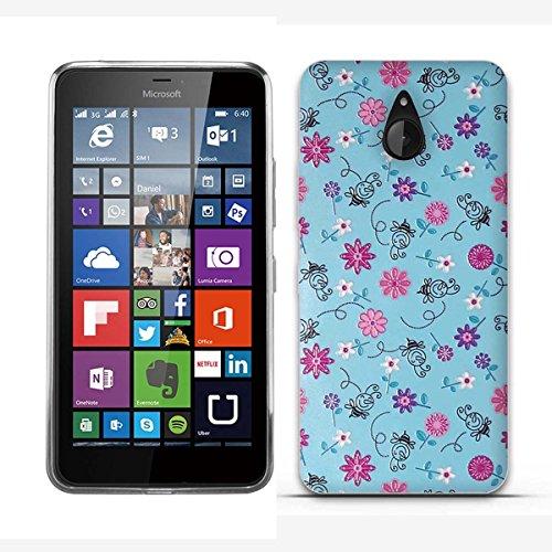 TPU Thin Clear Case for Nokia Lumia 640XL (Clear) - 3