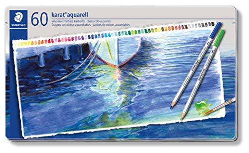 Staedtler Karat Aquarell Workshop 60 Watercolour Pencils