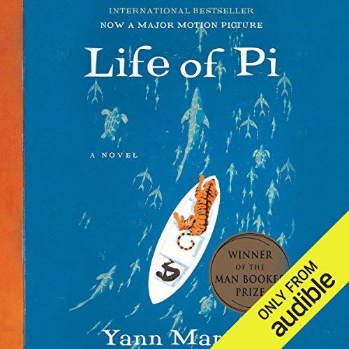 Bargain Audio Book - Life of Pi