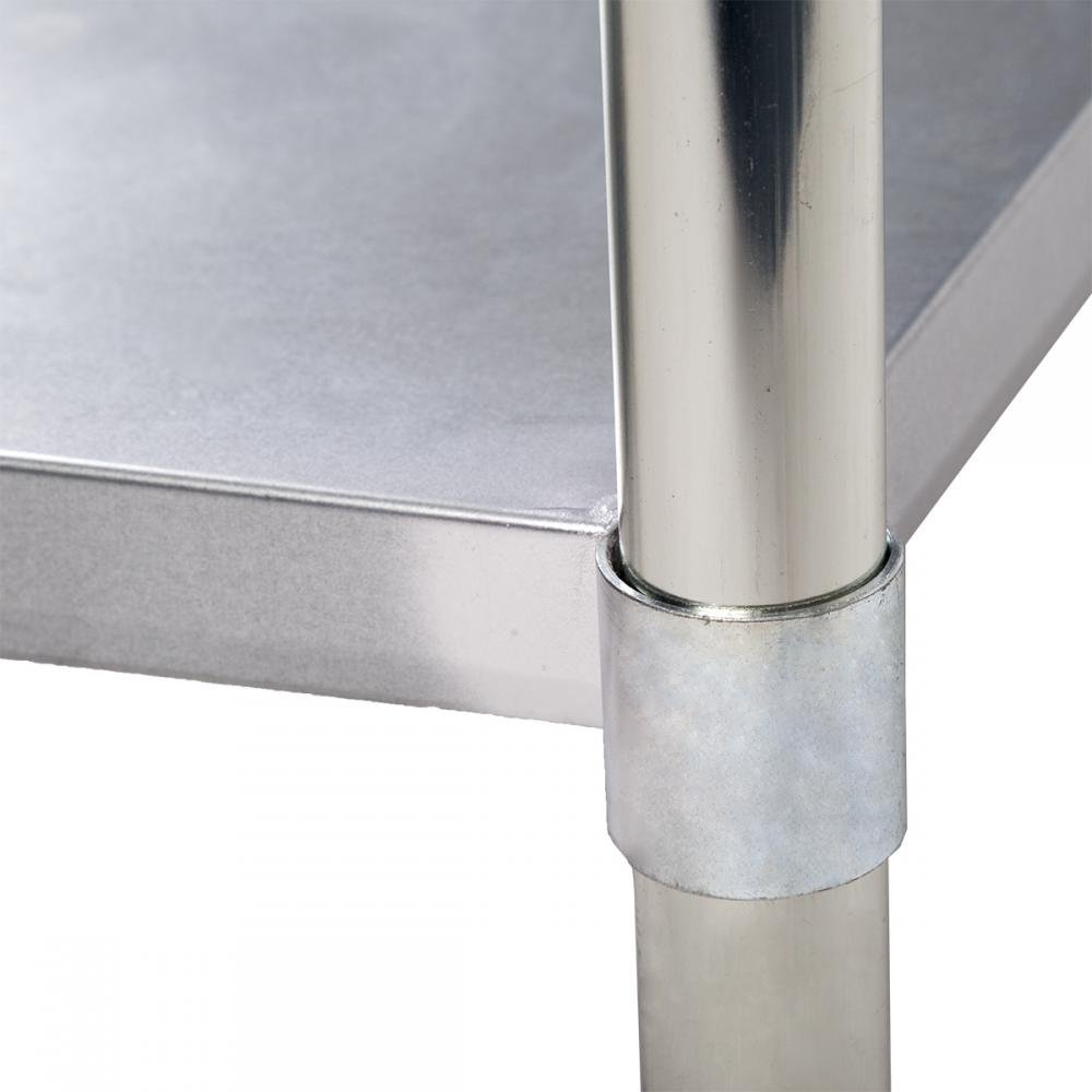 BestMassage 30''x60'' Stainless Steel Kitchen Work Table Commercial Kitchen Restaurant table by BestMassage (Image #4)