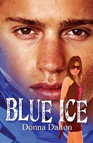 book cover of Blue Ice
