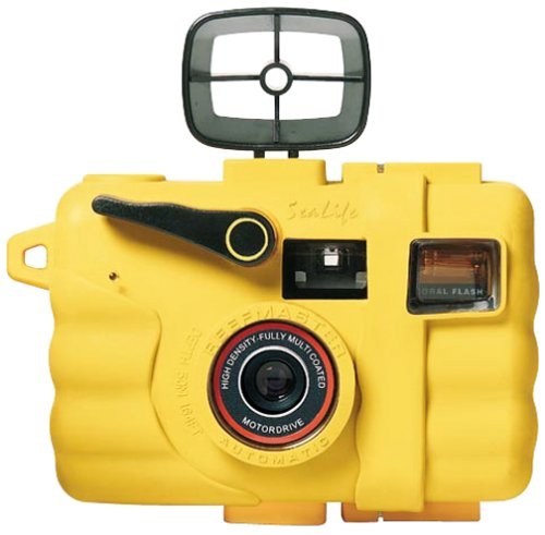 SeaLife ReefMaster RC SL515 Automatic Dive Underwater 35mm Camera