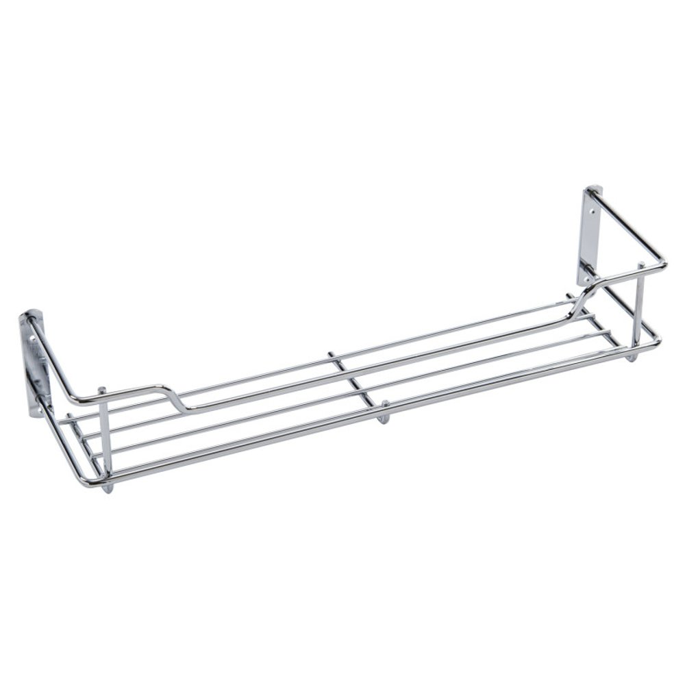 FITTINGSCO Single Wire Basket for 500mm Doors, 2 Depths Available For Extra Storage Space