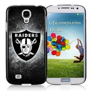 Custom Best Design Oakland Raiders 20 Black Samsung Galaxy S4 i9500 Case