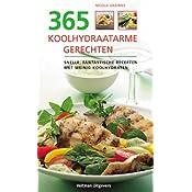 365 koolhydraatarme recepten