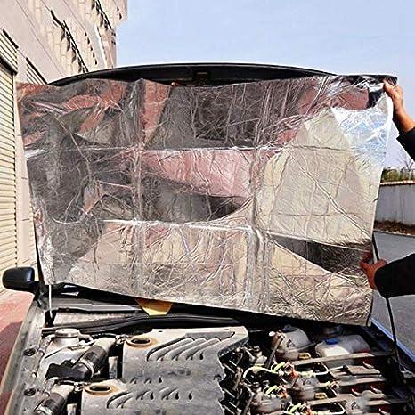 Anti Umidita Mogoi Impermeabile Materiale Fonoassorbente Per Auto Isolamento Acustico Isolamento Acustico Per Auto 2 Dimensioni 5mm 50cm 200cm A Riscaldamento E Raffreddamento Fai Da Te