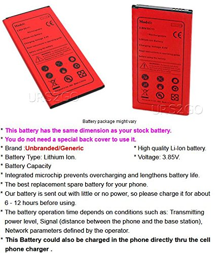 High-Performance Standard 3600mAh Extra Displaceable Li-ion Battery for Samsung Galaxy J7 (2017) SM-J727R4 Android Phone - Fast Shipping