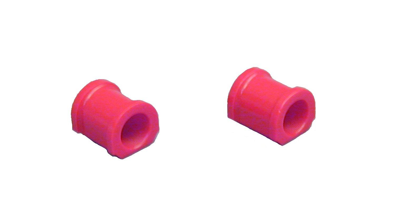 Prothane 8-1133 Red 25.4 mm Front Sway Bar Bushing Kit