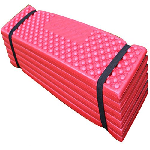 Camping Pe Foam Mat Exercise Yoga Mat Extra Thick Sleeping Picnic Outdoor Mattress Beach Tent Pad by FJTANG