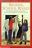 Riding School Rivals, Susan Saunders, 0590316567