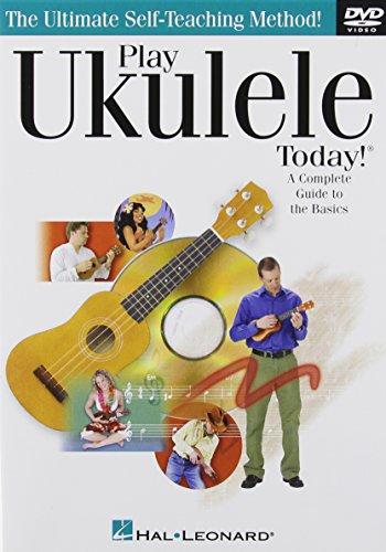 DVD : John Nicholson - Play Ukulele Today (DVD)