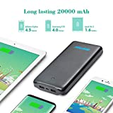 BESTON Portable Charger 20000mAh Power Bank with