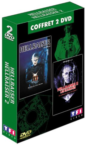 Hellraiser I, le pacte / Hellbound : Hellraiser 2 (Hellbound Hellraiser Ii compare prices)