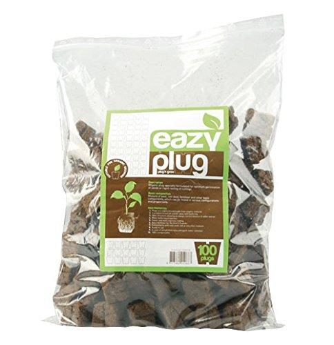 eazy plug, Stecklingsblöcke, Beutel 100stk Würfelgröße 3,5 x 3,5 Stecklingsblöcke