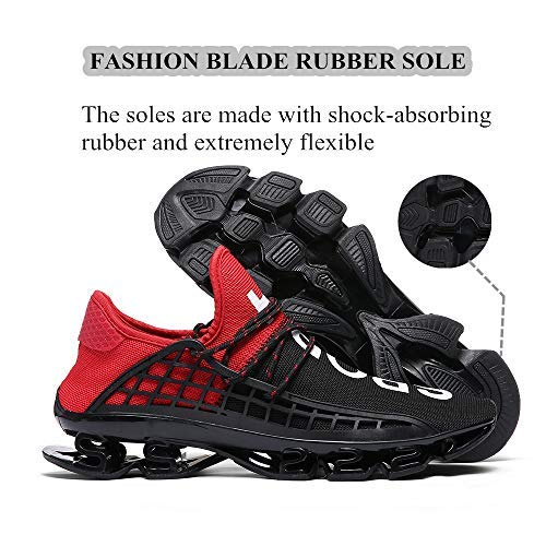 2cad1e12e8ca6 XIDISO Men Running Shoes Stylish Sneakers Mens Fashion Casual ...