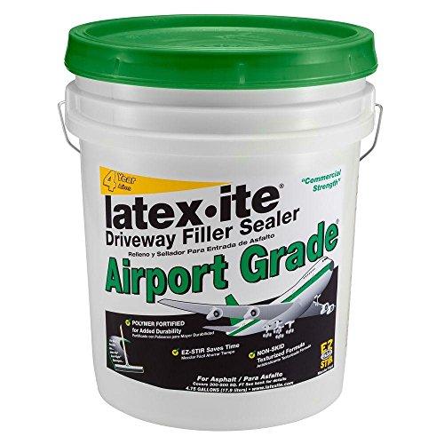 Latex-ITE 4.75 Gal. Airport Grade Driveway Filler Sealer