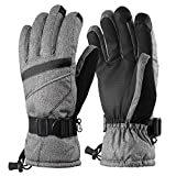Best Waterproof Gloves - Ski gloves, Fazitrip Waterproof Windproof Winter Gloves Review