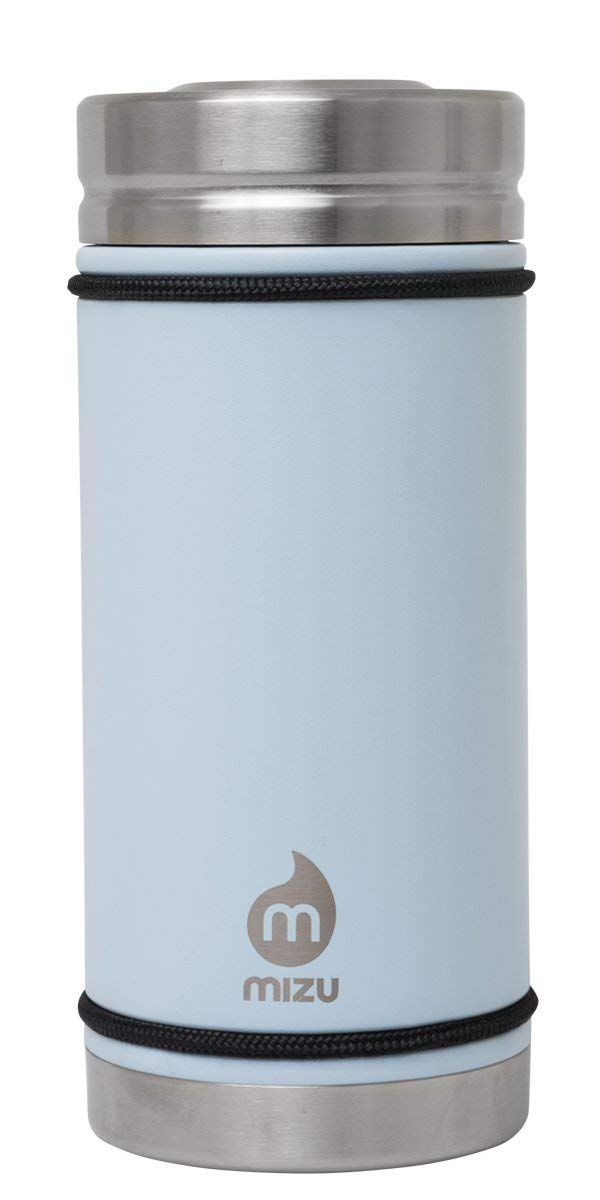 Mizu V5 - V-Lid 15oz Insulated Wide Mouth Bottle / 15oz