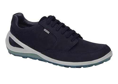 woodland leather black shoes
