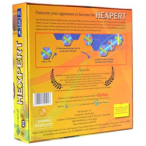 Hexpert - an Award Winning Board Game