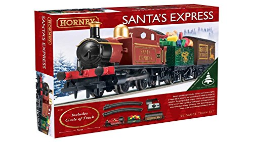 Hornby R1185 Santa's Express Christmas Train Set by Hornby (Hornby Train Sets)