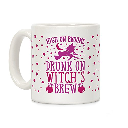 LookHUMAN High On Brooms Drunk On Witch's Brew