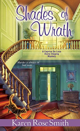 Shades of Wrath (A Caprice De Luca Mystery) ()