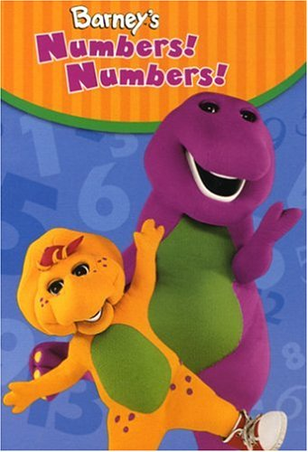 Barney Numbers! Numbers! [Latino][DVD 5]