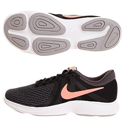 Black Anthracite 4 Grey Crimson Women's Running Shoe Nike Revolution xEwqXv0nqA