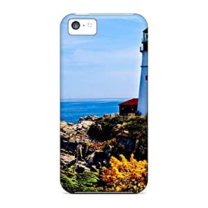 Fashion VAsUwZh357vpoYP Case Cover For Iphone 5c(beacon On The Hill)
