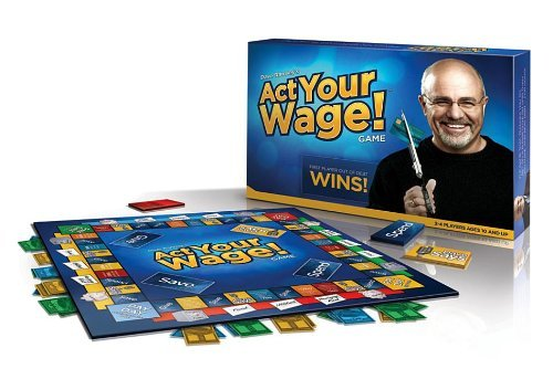 Dave Ramsey's ACT Your Wage! [Hardcover] [2010] (Author) Dave Ramsey