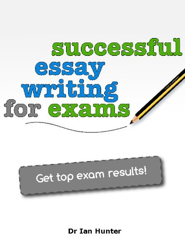 amazoncom successful essay writing for exams ebook ian hunter  successful essay writing for exams by hunter ian