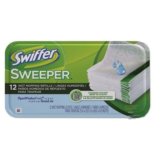 swiffer-35154ct-wet-refill-system-cloth-open-window-fresh-white-12-box-12-boxes-carton