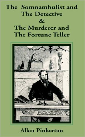 Read Online Somnambulist and the Detective & The Murderer and the Fortune Teller, The pdf