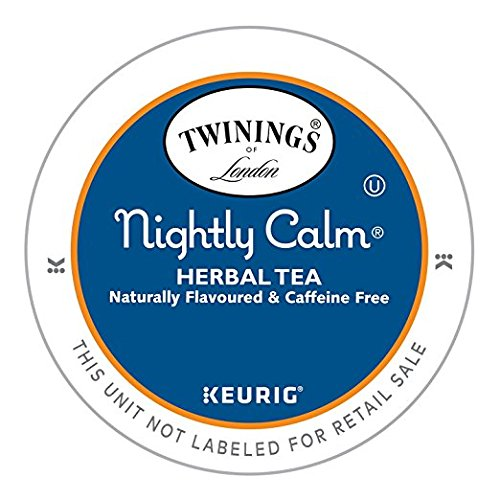 Twinings Nightly Calm K-Cups, 24 Count by Twinings