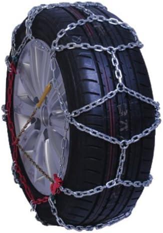 CATENE DA NEVE PER FURGONI E SUV OMOLOGATE 16MM MISURA PNEUMATICO 255//70 R18